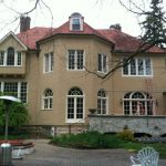 Stucco House Texture Example Photo