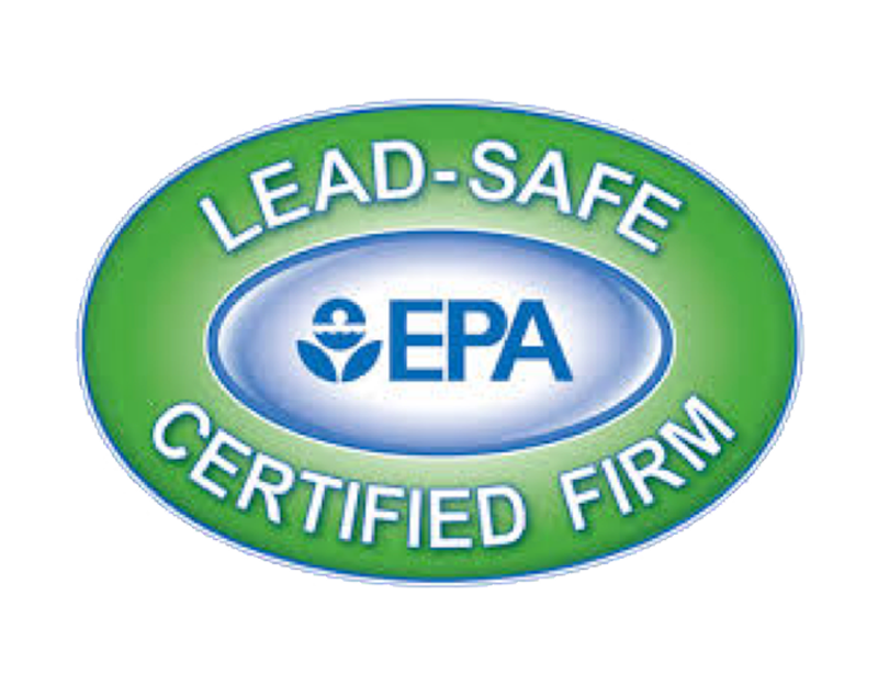 Lead Safe Certified Firm EPA Logo
