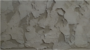 Textured Stucco before it is painted