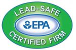 We are proud to be a lead safe company/