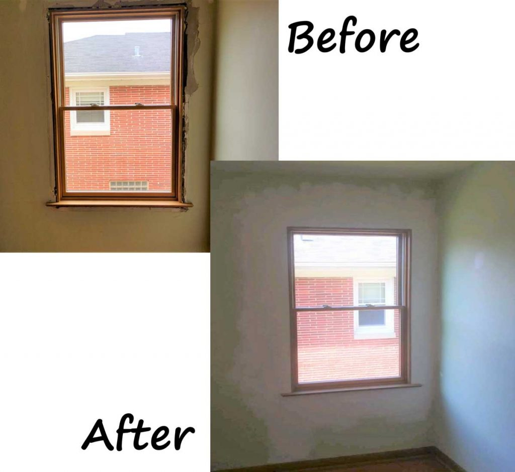 Window Plaster