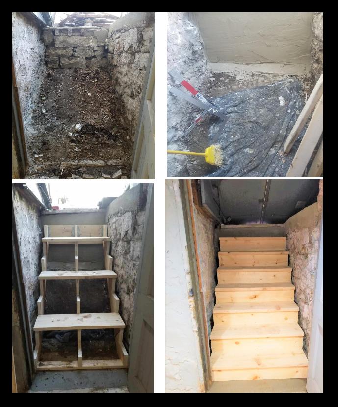 Blaha Stairs 030521